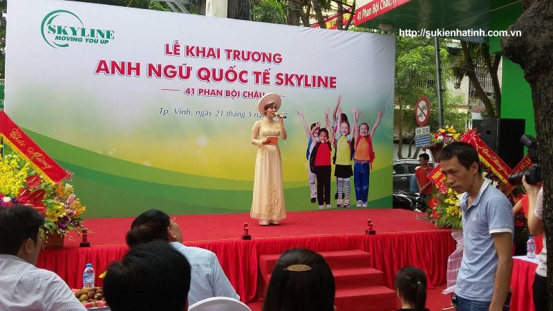 Cho thuê MC tại Hà Tĩnh