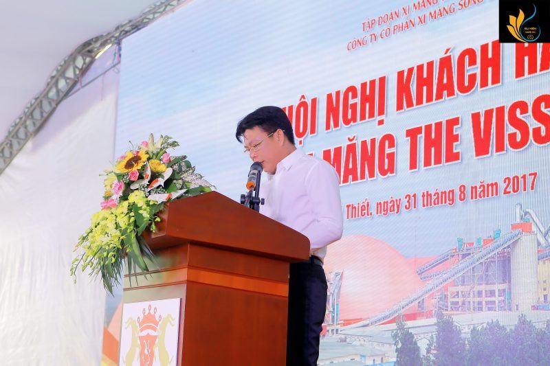 Chương trình Hội nghị khách hàng Xi măng THE VISSAI năm 2017