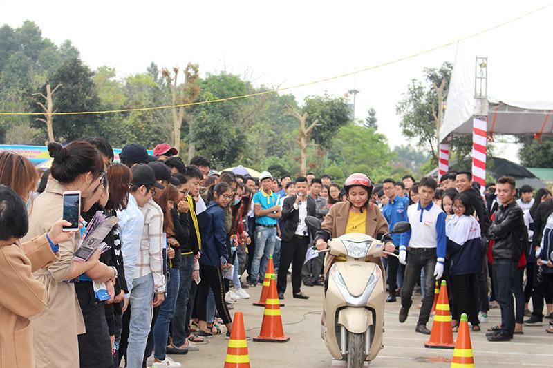 Ngày hội 4S TP Vinh - Hành trình sự kiện Honda xứ Nghệ