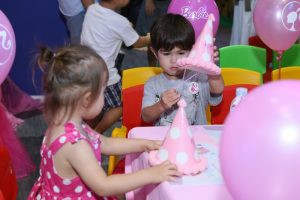 Tổ chức sự kiện ngày quốc tế thiếu nhi, tết Trung thu và sinh nhật